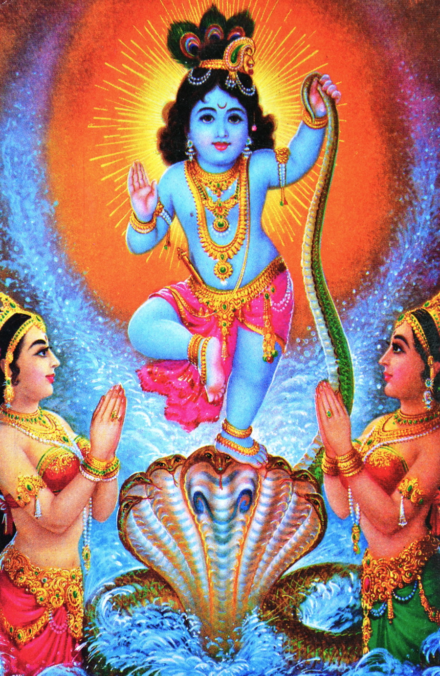 Why are there so many gods in hinduism - Images of hindu gods and goddesses ...