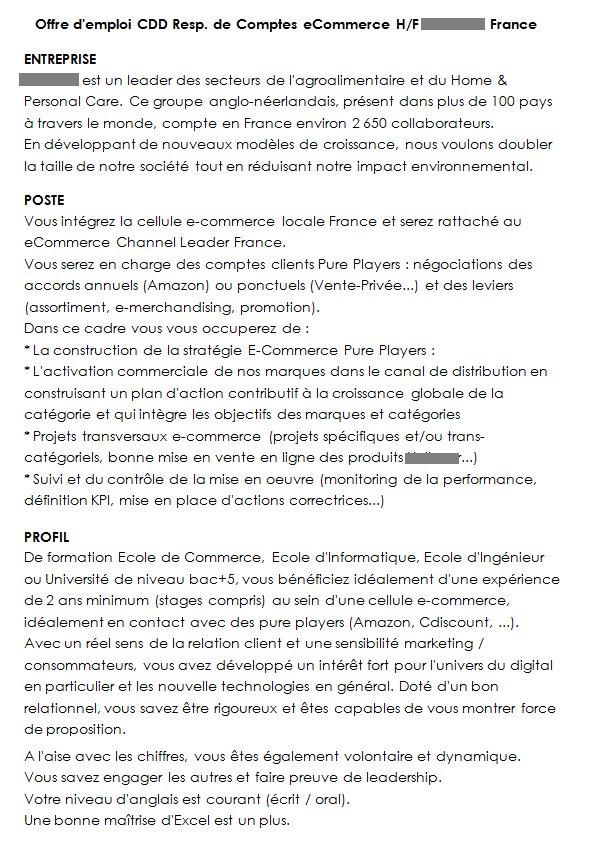 lettre de motivation pour offre demploi pdf