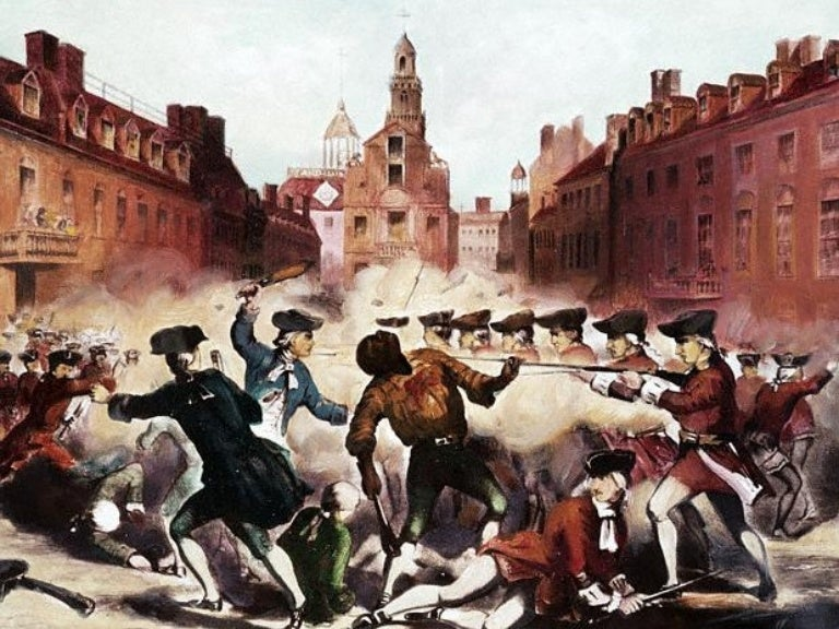 a look at the causes of the american revolution Both the american revolution and french revolution this comparison essay on the french and american revolutions seeks to or to an abstract cause for which.