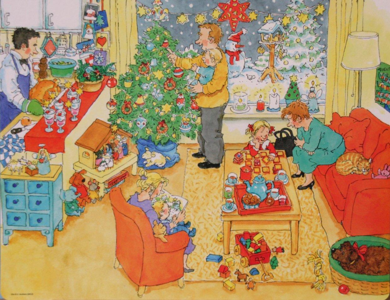 Dagmar Stam: Kerstfeest