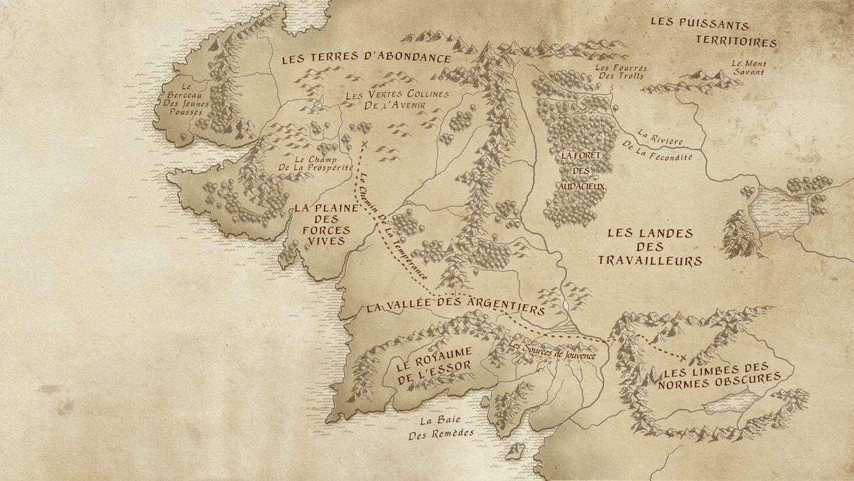 Attractivité Les Forces De La France En Une Carte