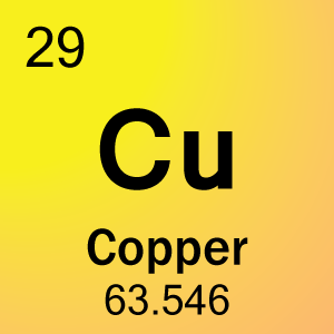 Copper thinglink copper symbol urtaz Image collections
