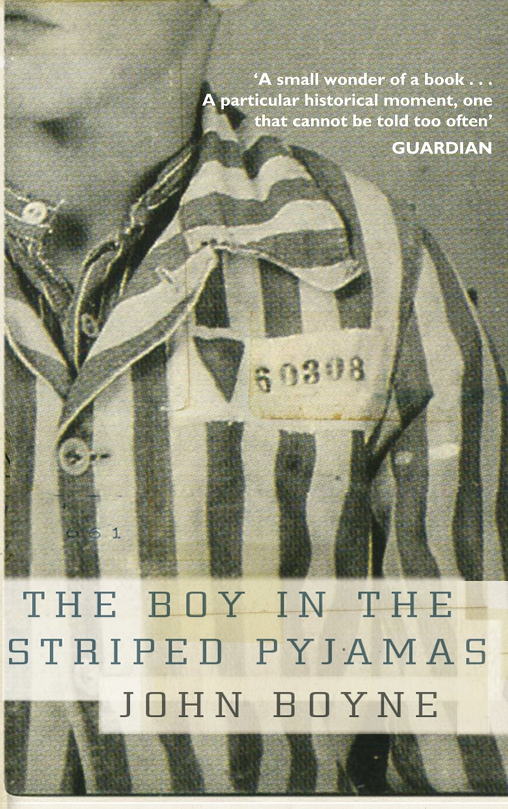 boy in the striped pajamas book Buy the boy in the striped pyjamas film tie-in by john boyne (isbn: 9781862305274) from amazon's book store everyday low prices and free delivery on.