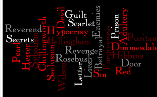 the theme of revenge in the crucible and the scarlet letter The scarlet letter theme statement 1 please post a theme statement for the scarlet letter as one sentence theme: once revenge is in ones mind.