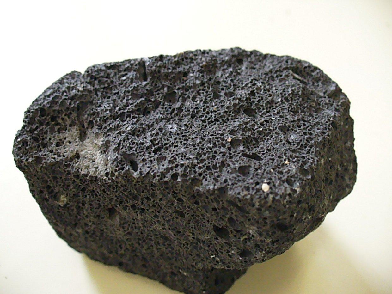 Roca ignea i volcanica video thinglink for Piedra volcanica