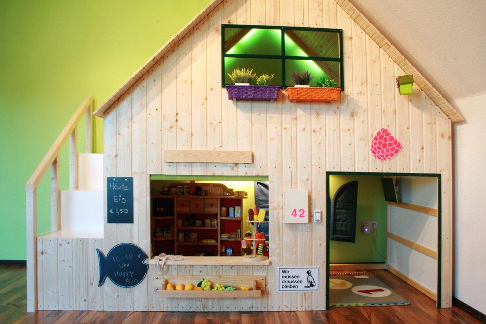 holzhaus kinder felix with holzhaus kinder best garten. Black Bedroom Furniture Sets. Home Design Ideas