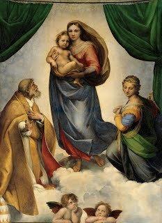 1.Renaissance Art 2. Figures are lifelike and three-dimen...