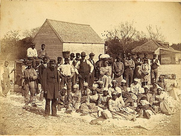 african americans 1800s