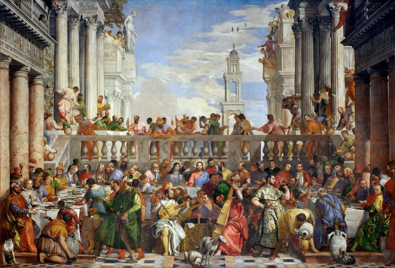 Renaissance Art- Wedding at the Cana