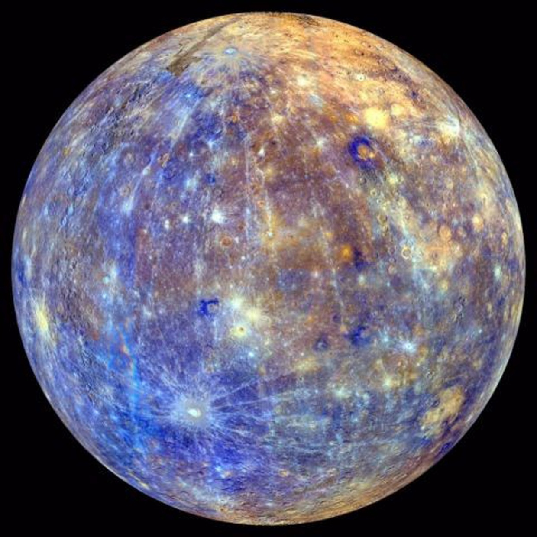 Mercury is a inner planet like Venus, Earth, and Mars., S ...
