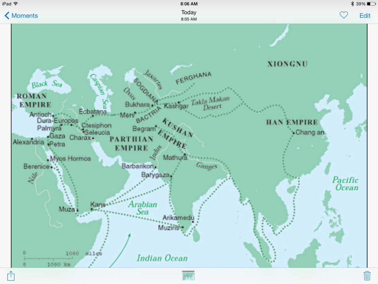 Han Empire, Kushan Empire, Parthanian Empire, Roman Empir... on parthian empire map, choson empire map, sassanid empire map, ancient egypt nubia and kush map, gupta empire map, chola kingdom map, hephthalite empire map, ming dynasty map, frankish kingdom map, timurid empire map, umayyad empire map, afghan empire map, ghana empire map, pallava empire map, union of soviet socialist republics map, kangxi empire map, delhi sultanate map, khmer empire map, ancient persia empire map, greco-bactrian empire map,