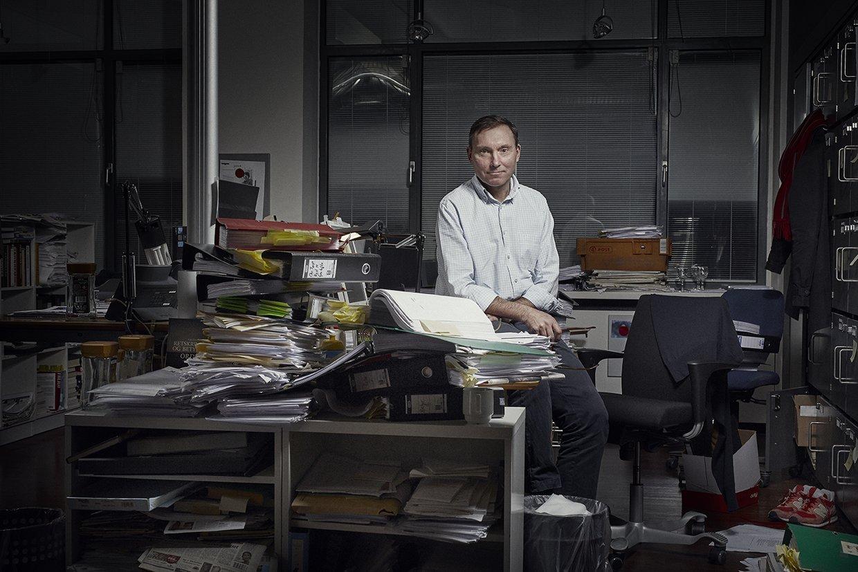 Morten Pihl: »Jeg er jo typen, der godt kan lide bilag …«