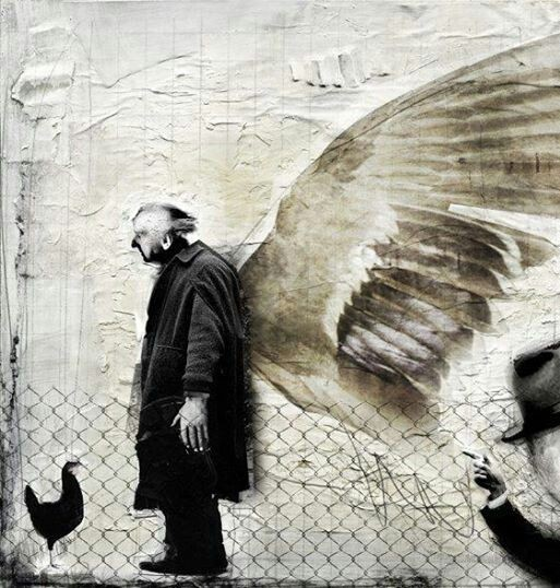 A Very Old Man with Enormous Wings Questions and Answers