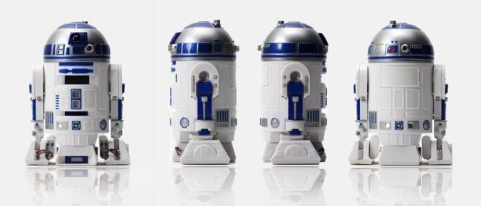 R2d2 360 View Star Wars R2D2 ...