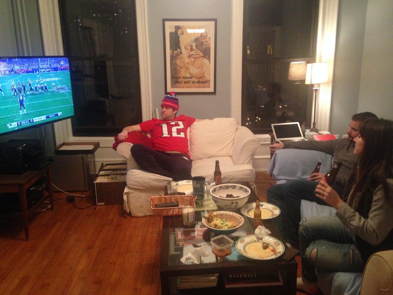Super Bowl Picture