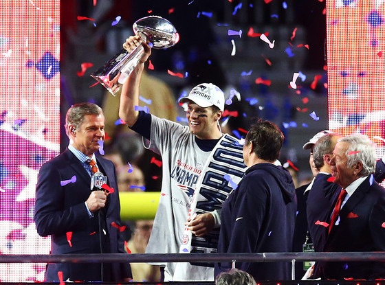 Yes! The Patriots are the winners of the Super Bowl XLIX!!!!