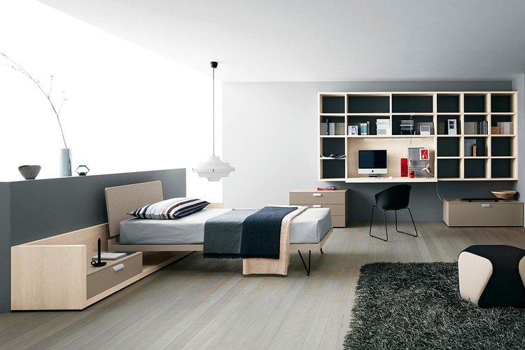 Bedroom for Arredamento camerette ragazzi