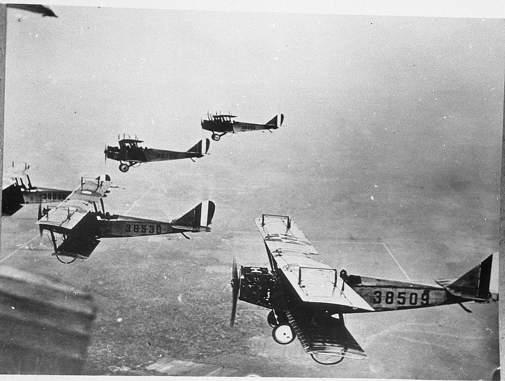 planes of WW1
