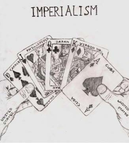 american imperialism characteristics American imperialism in the nineteenth century extended from several characteristics of america and american society, including but not limited to exceptionalism and manifest destiny.