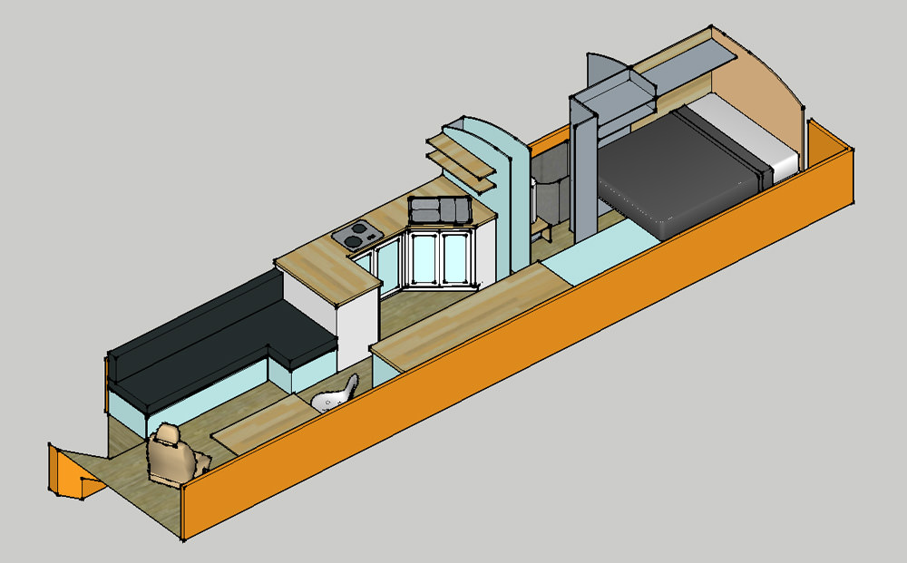 School Bus Conversion Layouts | Outside Found