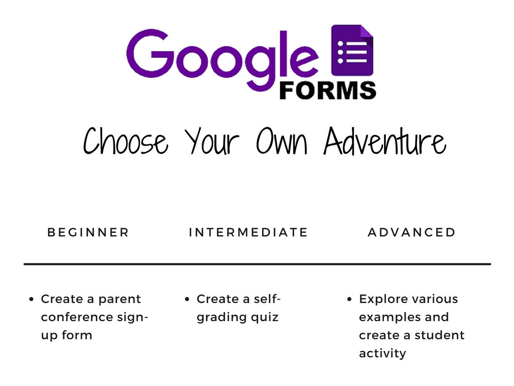 how to choose an answer in google form