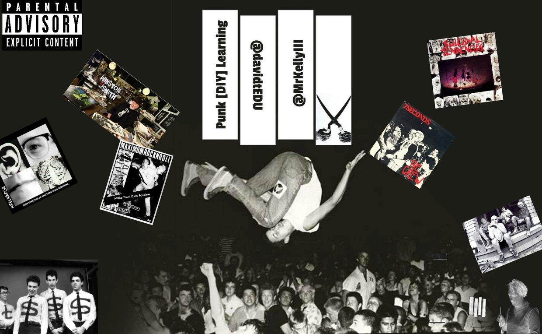 Punk Rock DIY In The Classroom: A CUERockStar session: Intro