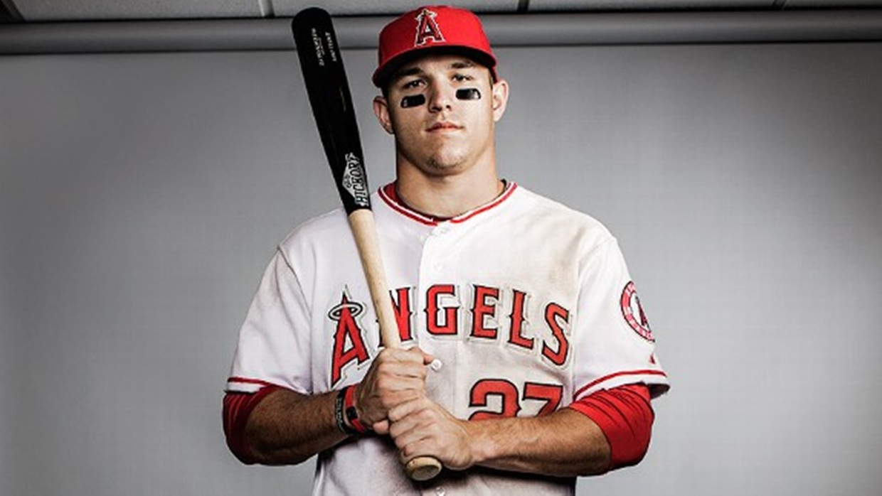 Mike Trout Endorts Thinglink