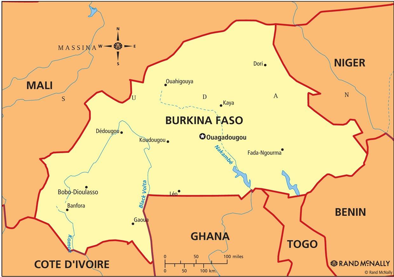 Copy of Burkina Faso ThingLink