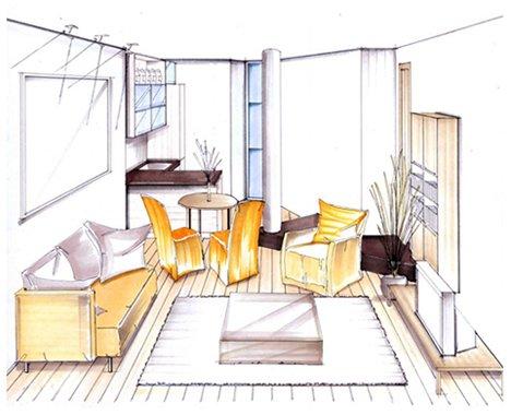 Katherine munoz interior designer education thinglink for Interior designer education