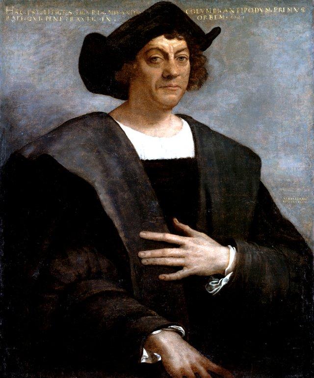 Prezentacja Krzysztof Kolumb
