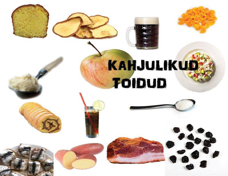 antioksüdandid toidus