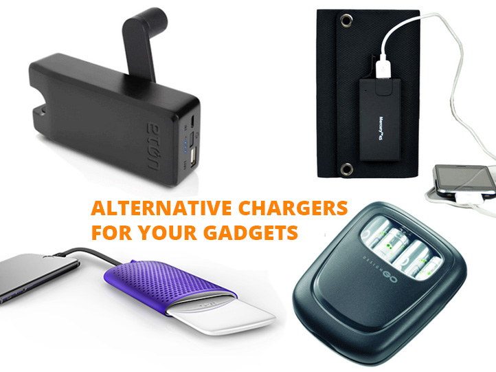 Portable power packs