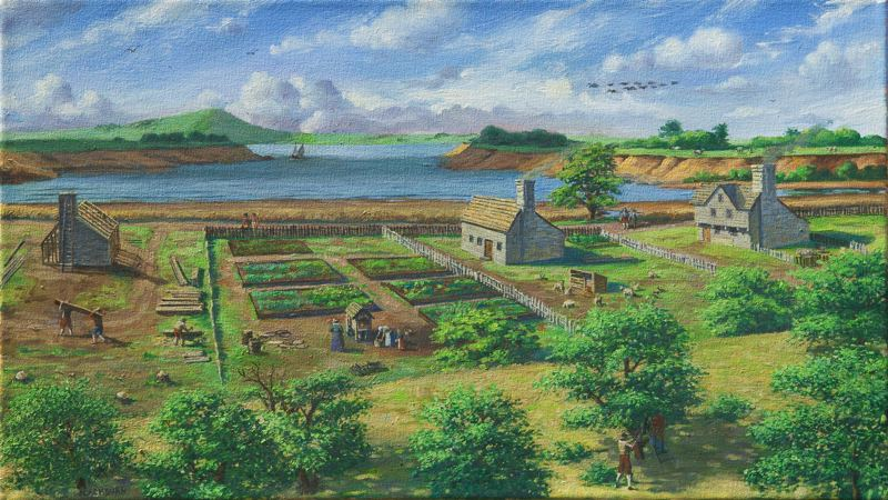 Connecticut Colony Natural Resources