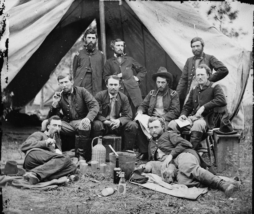 account of the life of general mcclellan As smith's chief of engineers, mcclellan accompanied the general on tours of   his autobiography, mcclellan's own story, published in 1887,.