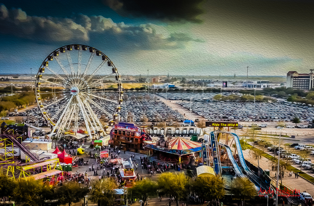 houston rodeo carnival coupon book