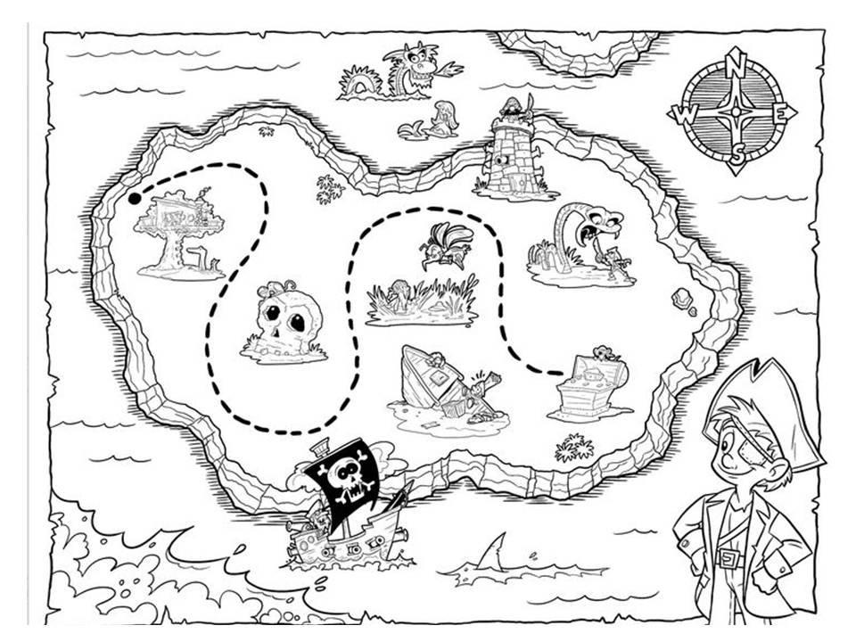 Matematika okolo nás - Ostrov pokladov
