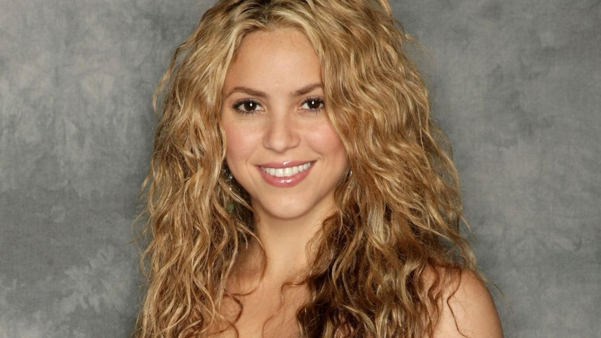 shakira isabel mebarak ripoll was born on february 2, 197 - thinglink