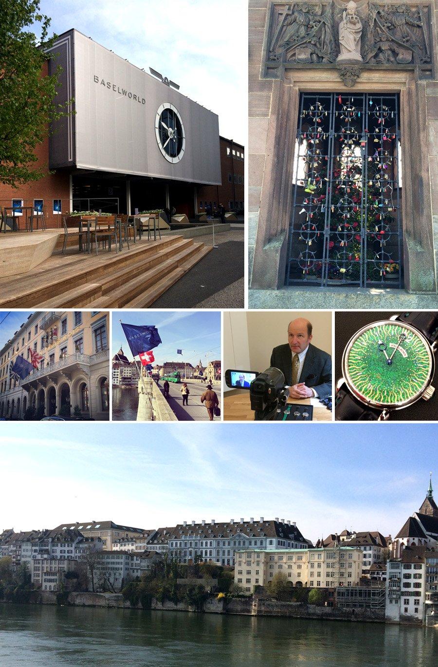 Salon mondial de l 39 horlogerie et de la bijouterie bale - Salon de l horlogerie ...