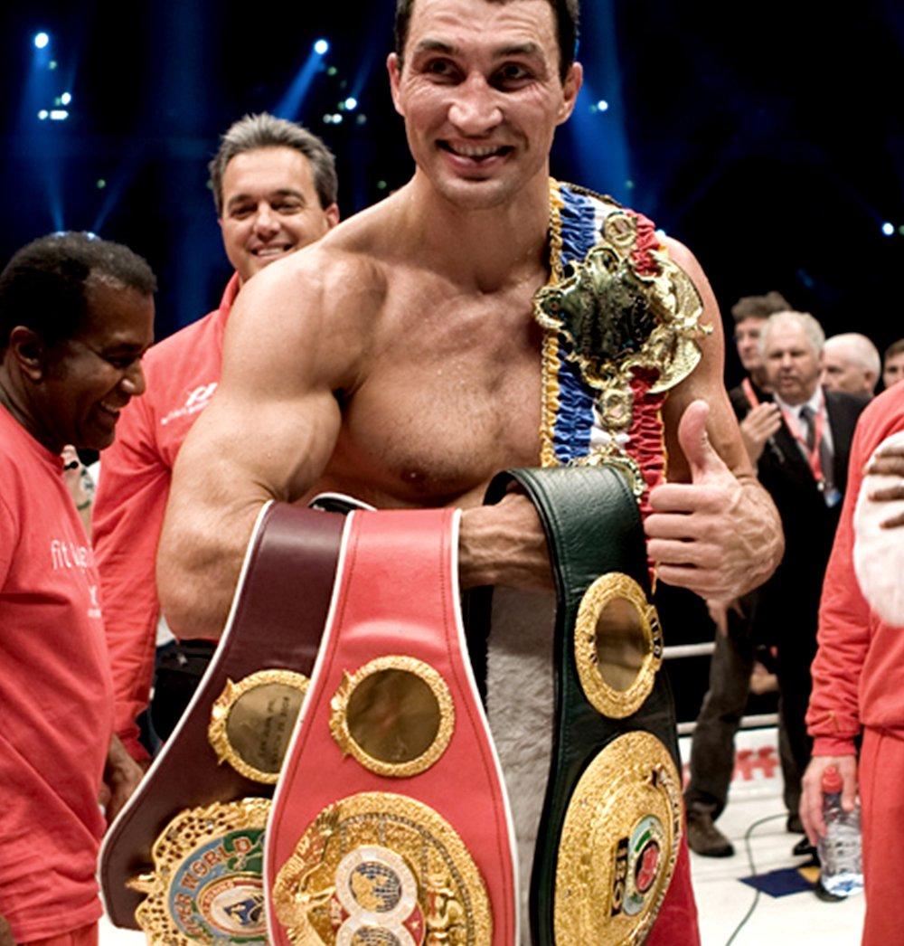 Biografia Di, Wladimir Klitschko, Wladimir Klitschko