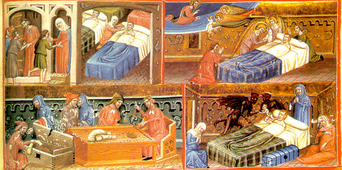 diseases and medicine during the medieval A key stage 3 history revision resource for medicine through time medicine in the middle ages medieval doctors did not have a clue what caused disease.