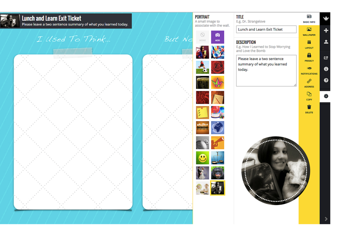 Lunch and Learn: Padlet