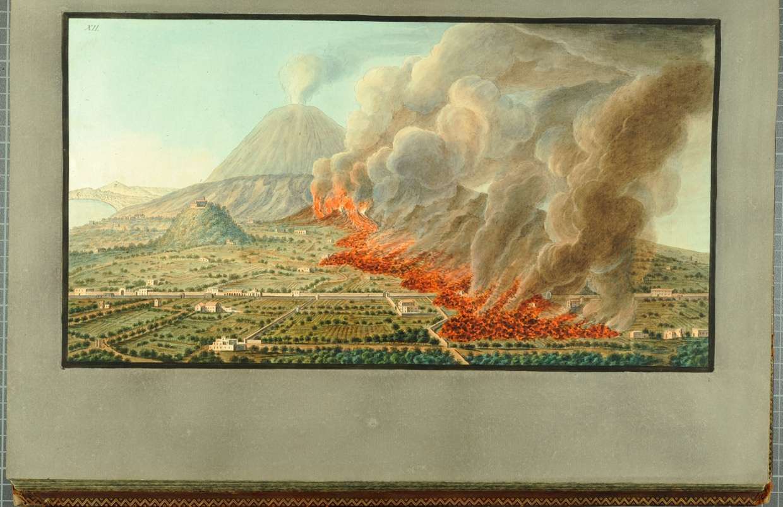 Mount Vesuvius 79 AD