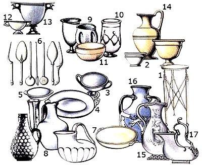 Utensili culinari nell 39 antica roma for Cucina atipica roma