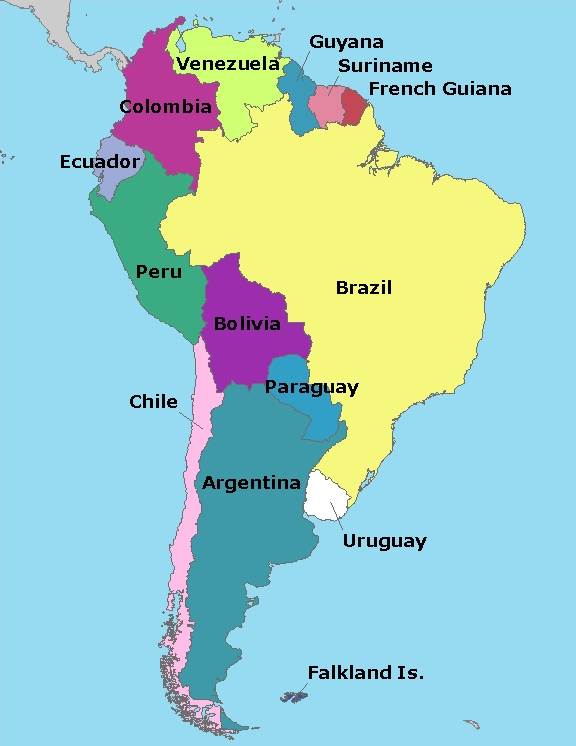 The Amazon River Is By Far The Biggest River It Is Locate - Top ten biggest rivers in the world