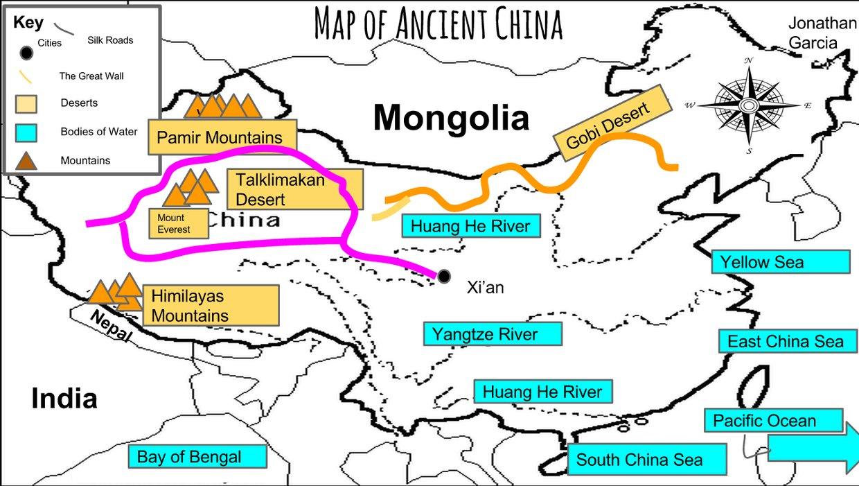 Ancient China by Jonathan G