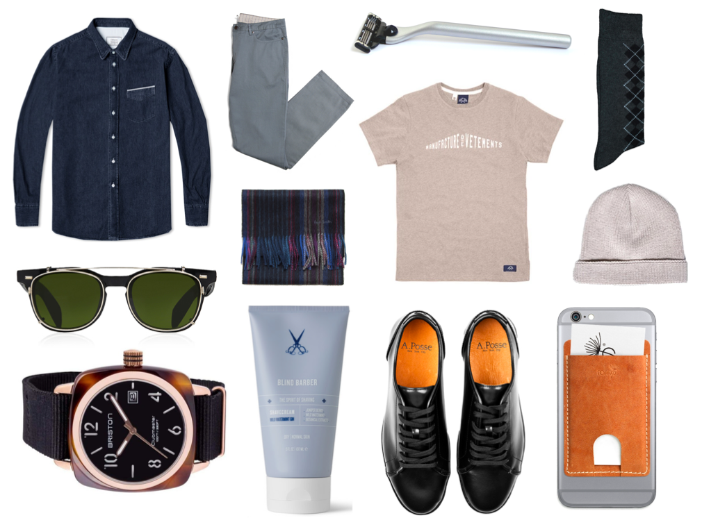 Menswear Selection #114: Those In Between Days
