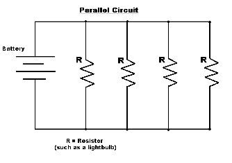 """What is a """"Schematic Diagram?"""", What is a """"Parallel Circu..."""