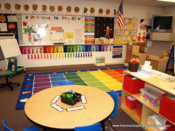 Classroom Design For Blind Students : Rules and expectations using manipulatives to learn math