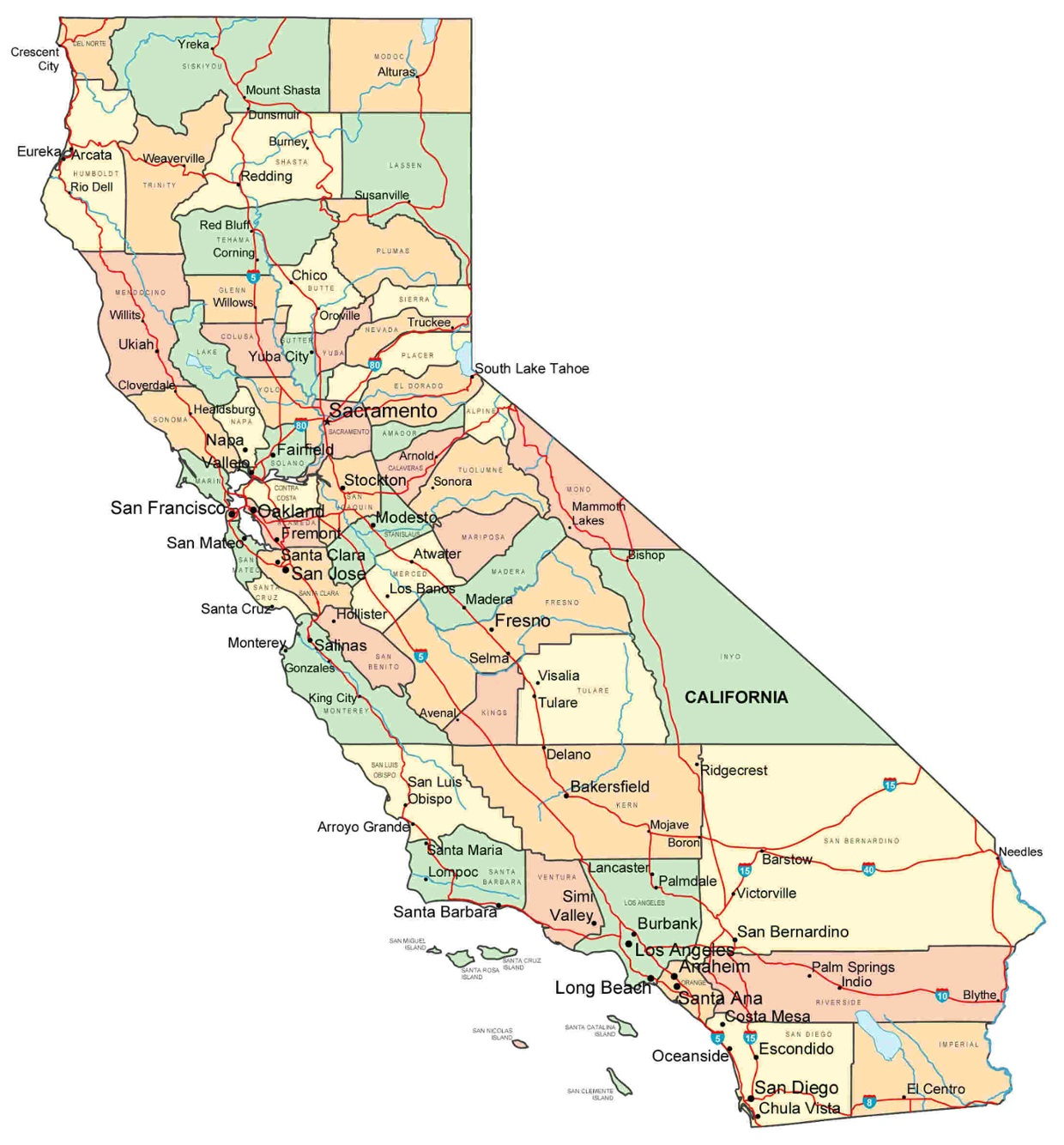 Map Of California Climate Zones.California Climate Zones