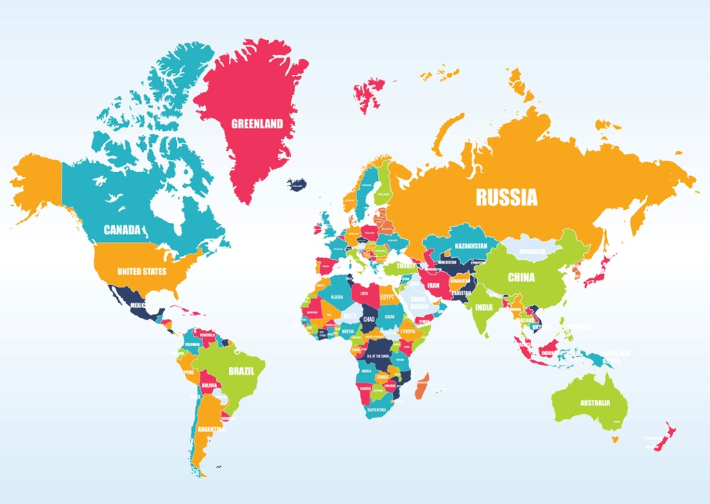 The stereotype destroying world map of emoji usage shortlist gumiabroncs